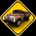 Death Road Trucker icon