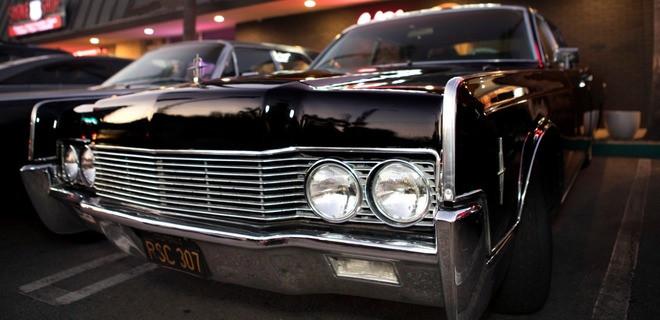 1966 Lincoln Continental Hire CA