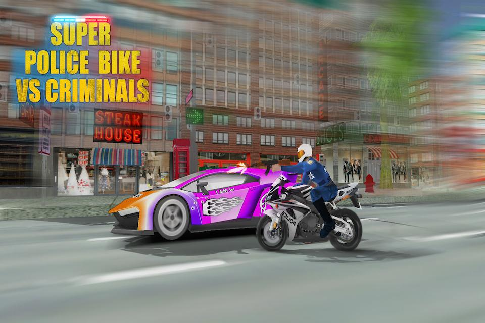 Extreme Highway Moto Rider 3D- screenshot