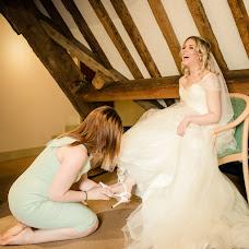 Wedding photographer Camilla Reynolds (camillareynolds). Photo of 15.04.2018