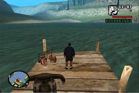 Misteri GTA San Andreas - náhled