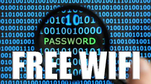 WIFI FREE Search PasswordPrank
