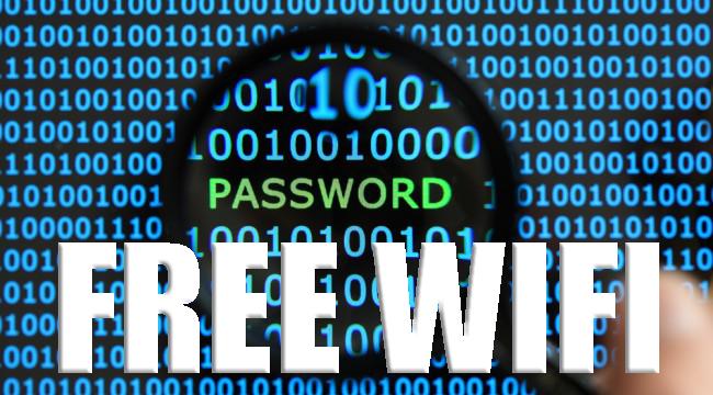 android WIFI FREE Search PasswordPrank Screenshot 0
