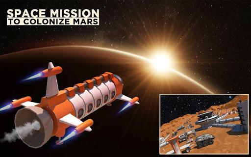 Space Station Construction City Planet Mars Colony painmod.com screenshots 8