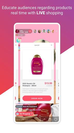 BeLive Live Ecommerce Shopping Catalog