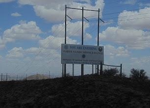 Photo: Near the NASA Facility at Boyer Canyon
