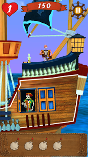 Top Shootout: The Pirate Ship- screenshot thumbnail