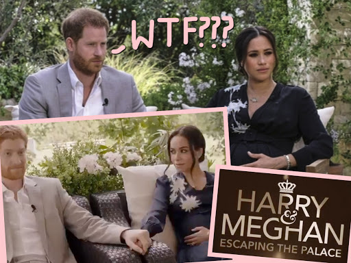 Twitter Can't Stop Laughing At Lifetime's New Harry & Meghan Movie Trailer