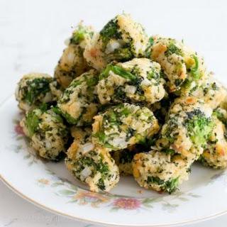 Broccoli, Cheddar, Ranch Tots