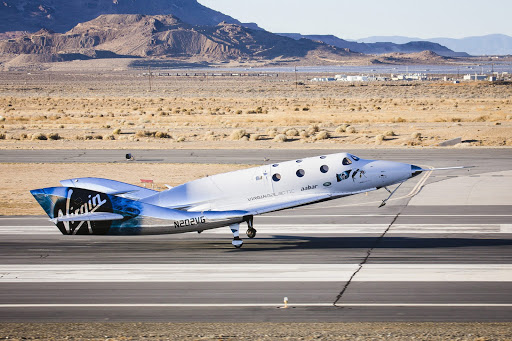 You could soon redeem miles for flights to space — here's how