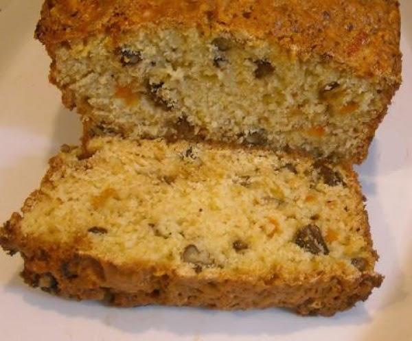 Kumquat Pecan Bread Recipe