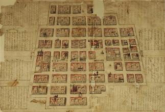 Photo: 1720 Ciudad de México. Para recolección de la basura