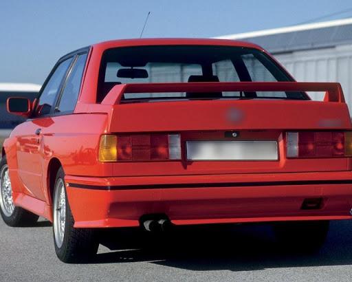 Wallpapers BMW M3 E30 screenshots 4