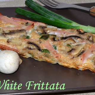 Egg White Frittata.