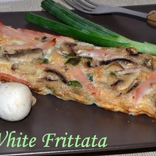 Egg White Frittata.