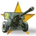 Tanki USSR Artillery Shooter - Gunner Assault 2 icon