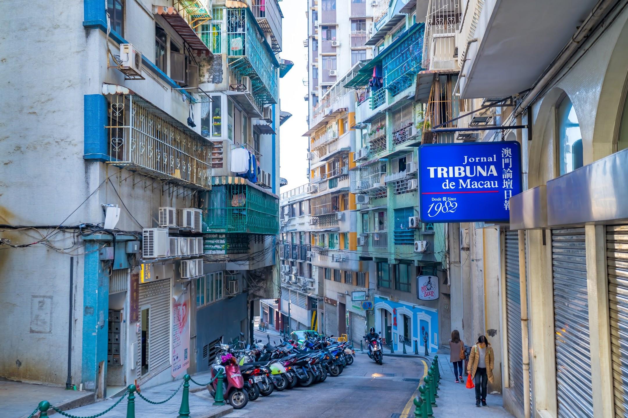 Macau off-street7