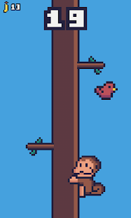 Pixel Monkey - náhled