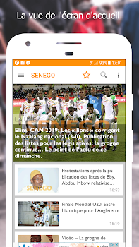 Senego: News in Senegal