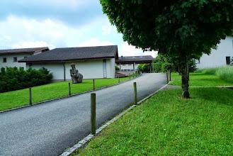 Photo: Schöne Zufahrt zur Aula