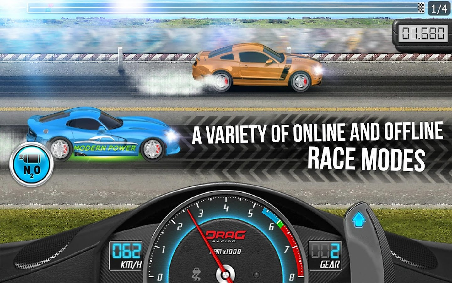 Drag Racing: Club Wars (2014) - Android Apps on Google Play