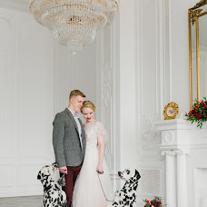 Wedding photographer Anastasiya Nikitina (anikitina). Photo of 23.04.2018