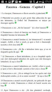 Romanian Bible - náhled