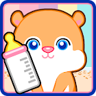 Baby Care : Hamky (hamster) icon