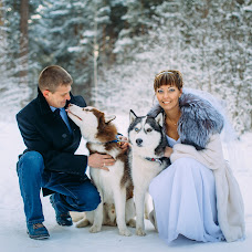 Wedding photographer Aleksandr Schastnyy (exebiche). Photo of 29.12.2017