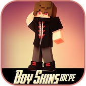 Boy Skins for Minecraft PE - MCPE Skins