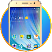 Galaxy J2 Launcher And Theme