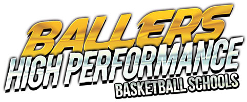 Ballers high Performance Basketball Schools logo