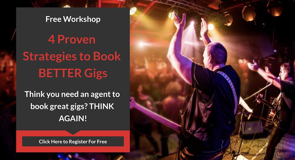 book more gigs webinar