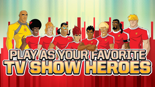 Supa Strikas Dash  captures d'écran 1