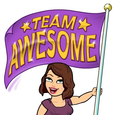YOU ARE TEAM AWESOME! FROM COACH DARCY