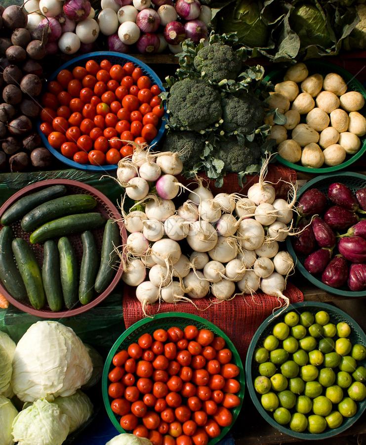 veggies  by Ken Quiñones Street - Food & Drink Fruits & Vegetables ( food, vegetables,  )