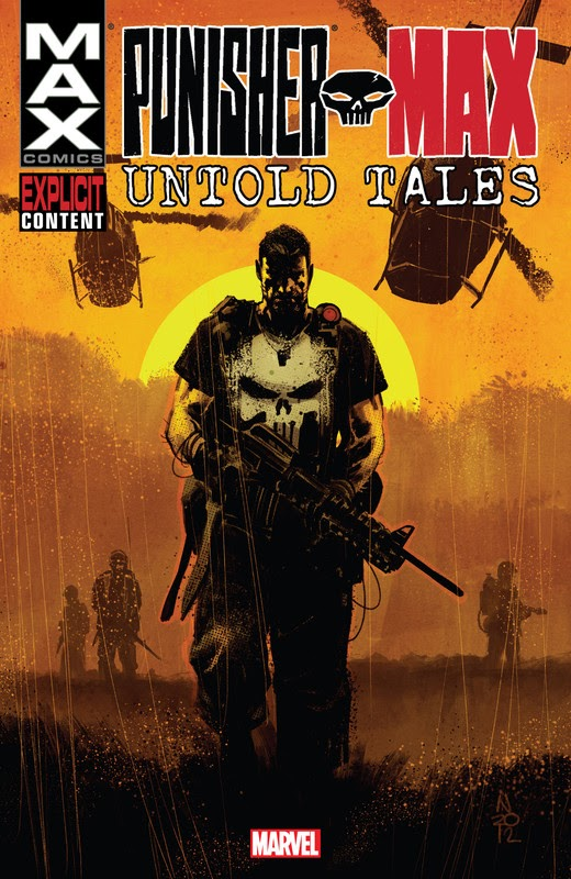Untold Tales of the Punisher Max (2012)
