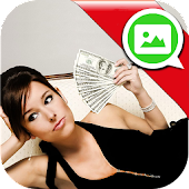 Cash Money Messenger Wallpaper