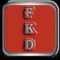 Steel Rojo Icon-Most Launchers icon
