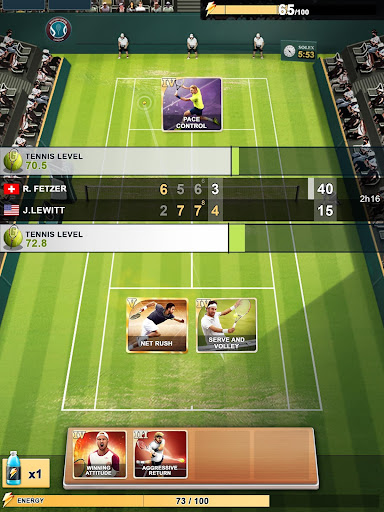 TOP SEED Tennis: Sports Management & Strategy Game 2.34.7 screenshots 13