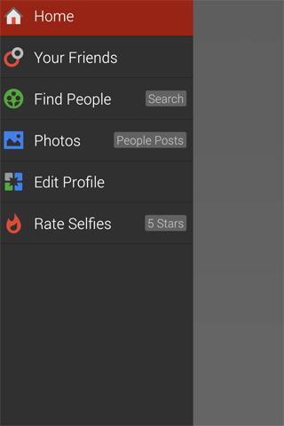 Selfies Snapshot Chat