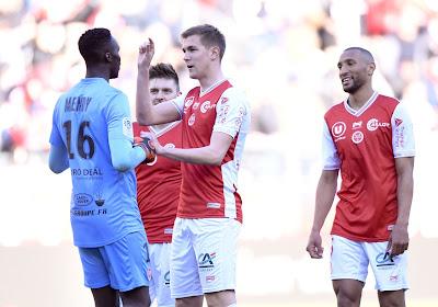 Stade Reims en Bjorn Engels hadden een afspraak over een Engels bod