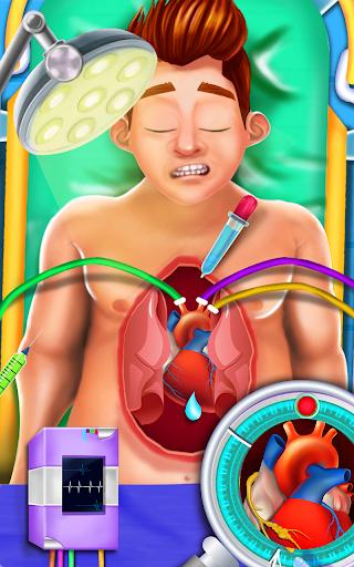 ER Heart Surgery - Emergency Simulator Game 2.0 screenshots 3