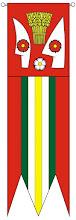 Photo: kombinált zászló színes rajza
