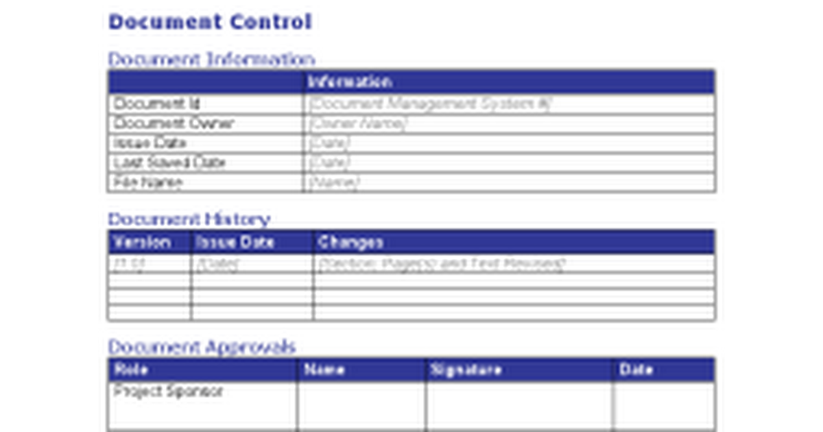 52 closure template post implementation for Post implementation plan template