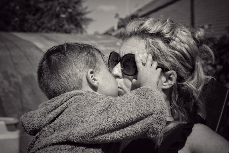 The Kiss, Lady and Baby di Zafs_77