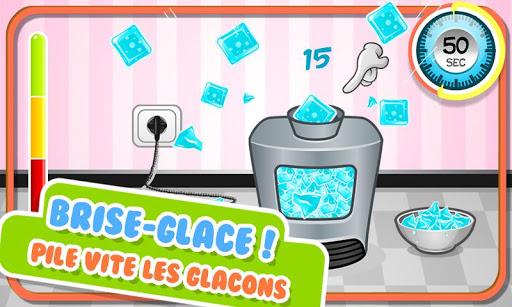 Code Triche Cuisine en Folie Le Glacier APK MOD screenshots 2
