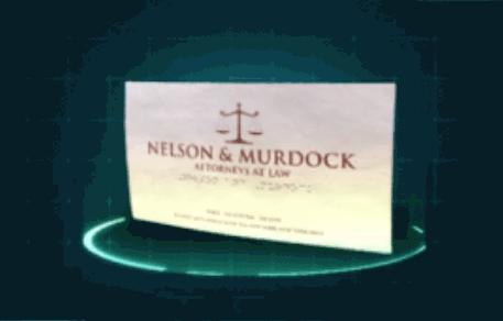 弁護士の名刺