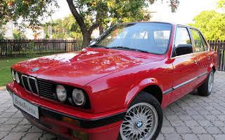 BMW e30 Rent Košický kraj