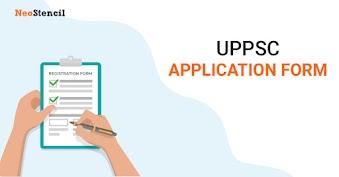UPPSC Application Form 2019 - Online Registration Process